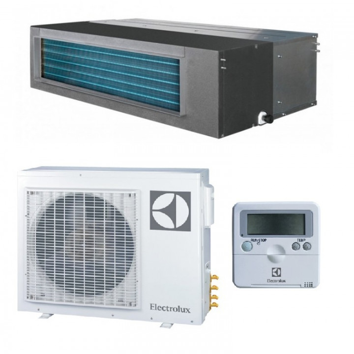 Кондиционер канальная сплит-система Electrolux EACD/I-24H/DC/N3 / EACO/I-24H/DC/N3