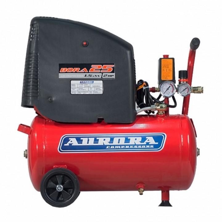Поршневой безмасляный компрессор Aurora BORA-25